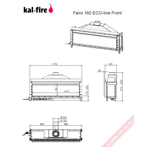 Fairo ECO-line 160